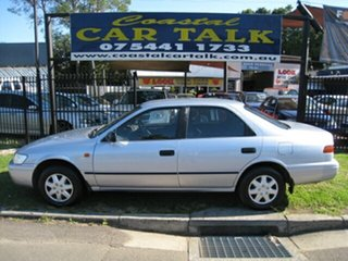 2000 Toyota Camry Finance $66 Per Week Silver 4 Speed Automatic Sedan.