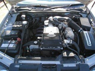 2004 Ford Falcon BA Finance $46 Per Week GT Body Kit Silver 4 Speed Automatic Sedan