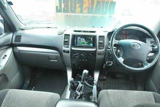2005 Toyota Landcruiser Prado KZJ120R Pilbara Silver 4 Speed Automatic Wagon