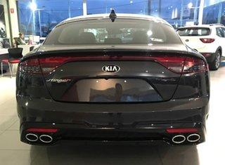 2020 Kia Stinger CK MY21 GT-Line Fastback Grey 8 Speed Sports Automatic Sedan