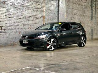 2014 Volkswagen Golf VII MY14 GTI DSG Grey 6 Speed Sports Automatic Dual Clutch Hatchback.