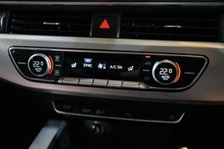 2016 Audi A4 B9 8W MY16 sport Avant S Tronic Black 7 Speed Sports Automatic Dual Clutch Wagon
