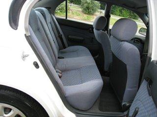 1997 Toyota Corolla AE101R CSi White 4 Speed Automatic Sedan