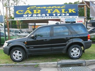 2001 Ford Escape Finance $43 Per Week Black 4 Speed Automatic SUV.