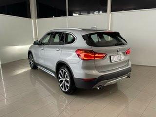 2018 BMW X1 F48 xDrive25i Steptronic AWD Silver, Chrome 8 Speed Sports Automatic Wagon.