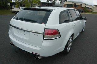 2010 Holden Commodore VE MY10 International Sportwagon White 6 Speed Sports Automatic Wagon.