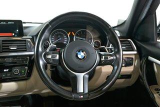 2016 BMW 3 Series F30 LCI 330e Sport Line Silver 8 Speed Sports Automatic Sedan Hybrid
