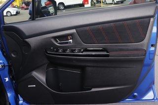 2018 Subaru WRX V1 MY18 STI AWD Blue 6 Speed Manual Sedan