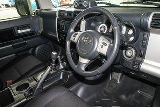 2012 Toyota FJ Cruiser GSJ15R Ebony 5 Speed Automatic Wagon