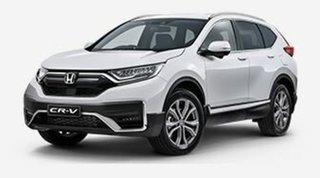 2021 Honda CR-V RW MY21 VTi 4WD LX AWD White 1 Speed Constant Variable Wagon
