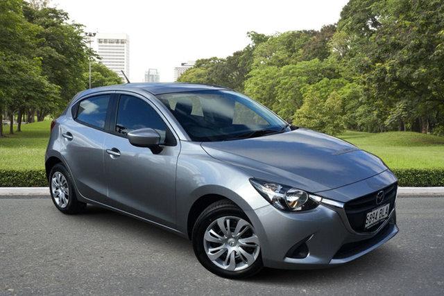 Used Mazda 2 DJ2HA6 Neo SKYACTIV-MT Paradise, 2015 Mazda 2 DJ2HA6 Neo SKYACTIV-MT Billet Silver 6 Speed Manual Hatchback