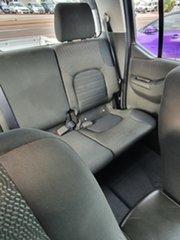 2013 Nissan Navara D40 MY12 ST (4x4) Red 5 Speed Automatic Dual Cab Pick-up
