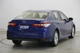 2018 Toyota Camry ASV70R Ascent Blue 6 Speed Sports Automatic Sedan