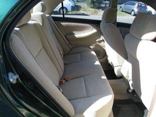2001 Toyota Corolla AE112R Conquest Green 4 Speed Automatic Sedan