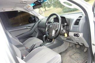 2013 Holden Colorado RG MY14 LTZ Crew Cab Silver, Chrome 6 Speed Sports Automatic Utility