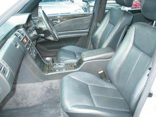 1997 Mercedes-Benz E320 AVANTGARDE Silver 5 Speed Automatic Sedan