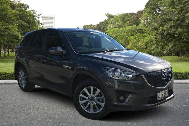 Used Mazda CX-5 KE1071 MY14 Maxx SKYACTIV-Drive Sport Paradise, 2014 Mazda CX-5 KE1071 MY14 Maxx SKYACTIV-Drive Sport Grey 6 Speed Sports Automatic Wagon