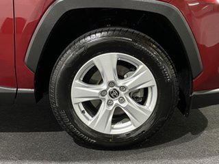 2019 Toyota RAV4 Mxaa52R GX i-MT 2WD Red 6 Speed Manual Wagon