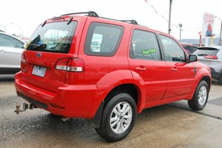 2010 Ford Escape ZD Red 4 Speed Automatic Wagon