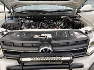 2012 Volkswagen Amarok 2H MY12 TDI400 Ultimate White 6 Speed Manual Utility