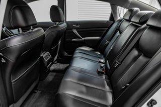 2011 Nissan Maxima J32 250 X-tronic ST-L White 6 Speed Constant Variable Sedan