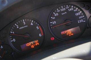 2011 Nissan Navara D40 MY11 ST-X Midnight Black 6 Speed Manual Utility
