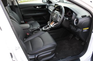 2020 Kia Cerato BD MY21 Sport+ White 6 Speed Sports Automatic Sedan