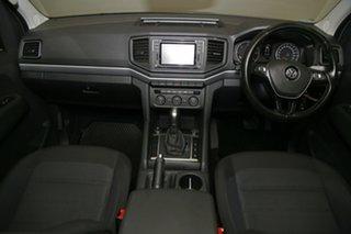2018 Volkswagen Amarok 2H MY18 TDI550 4MOTION Perm Highline Reflx Silver 8 Speed Automatic Utility