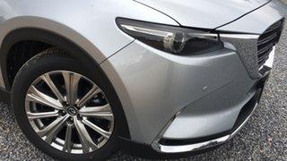 2021 Mazda CX-9 TC Azami SKYACTIV-Drive Sonic Silver 6 Speed Sports Automatic Wagon.