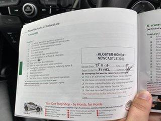 2014 Honda Civic 9th Gen MY14 VTi-S Deep Ocean Blue 5 Speed Sports Automatic Hatchback