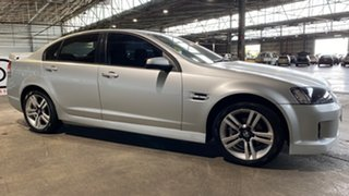 2009 Holden Commodore VE MY09.5 SV6 Silver 5 Speed Sports Automatic Sedan.