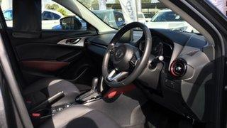 2016 Mazda CX-3 DK4W7A sTouring SKYACTIV-Drive i-ACTIV AWD Grey 6 Speed Sports Automatic Wagon