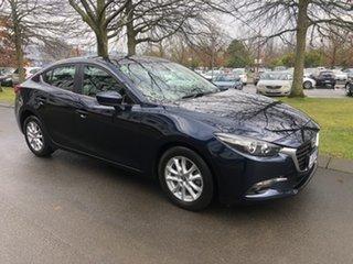 2016 Mazda 3 BM5278 Touring SKYACTIV-Drive Blue 6 Speed Sports Automatic Sedan.