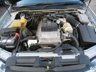 2007 Ford Falcon BF MkII 07 Upgrade Futura Silver 4 Speed Auto Seq Sportshift Sedan