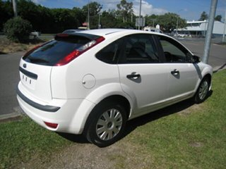 2008 Ford Focus LT 08 Upgrade CL White 4 Speed Automatic Hatchback