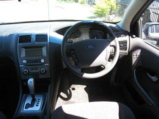 2004 Ford Falcon BA MK II XT Silver 4 Speed Automatic Sedan