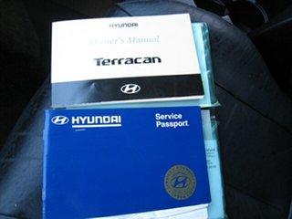 2003 Hyundai Terracan Highlander Maroon 5 Speed Manual Wagon