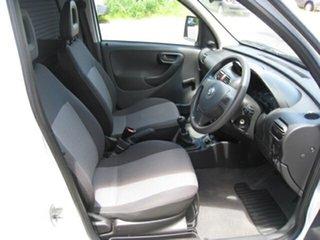 2007 Holden Combo XC White 5 Speed Manual Van