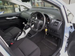2010 Toyota Corolla ZRE152R MY11 Ascent Shimmer 6 Speed Manual Hatchback