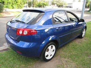 2006 Holden Viva JF Blue 5 Speed Manual Hatchback