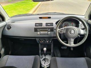 2009 Suzuki Swift RS415 White 4 Speed Automatic Hatchback