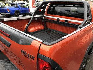 2019 Toyota Hilux GUN126R Rugged X Double Cab Inferno 6 Speed Sports Automatic Utility