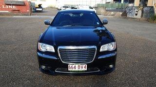 2012 Chrysler 300 MY12 Limited Black 5 Speed Automatic Sedan