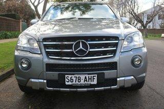 2010 Mercedes-Benz M-Class W164 MY10 ML300 CDI BlueEFFICIENCY AMG Sports 7 Speed Sports Automatic.