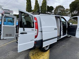 2014 Mercedes-Benz Vito 639 MY14 113CDI SWB White 5 Speed Automatic Van