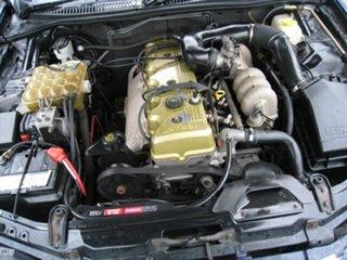 2000 Ford Falcon AU II Futura Blue 4 Speed Automatic Wagon
