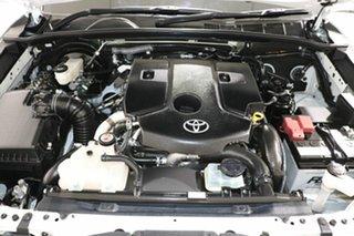 2018 Toyota Hilux GUN126R MY17 SR (4x4) White 6 Speed Manual Dual Cab Utility