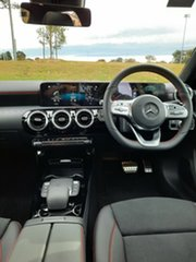 2021 Mercedes-Benz A-Class V177 801+051MY A180 DCT Cosmos Black 7 Speed Sports Automatic Dual Clutch