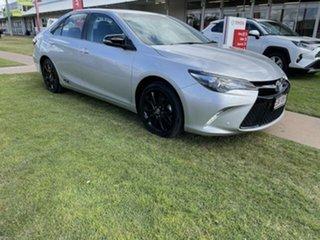 2017 Toyota Camry ASV50R MY17 RZ S.E. Premium Silver 6 Speed Automatic Sedan