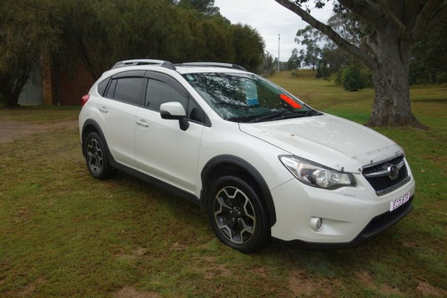 Used Subaru XV G4X MY14 2.0i-S Lineartronic AWD East Maitland, 2014 Subaru XV G4X MY14 2.0i-S Lineartronic AWD White 6 Speed Constant Variable Wagon